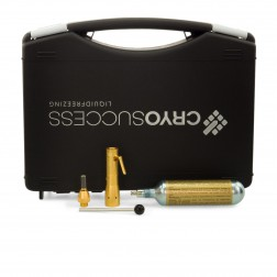 Cryosuccess ® Set VET im Plastikkoffer (schwarz)