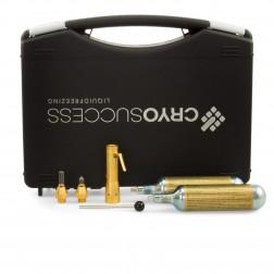 Cryosuccess ® Set MED COMPLETE im Plastikkoffer (schwarz)