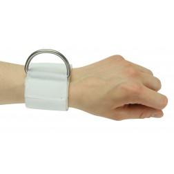 """vedena® Gelenk-Fixierungsband, weiß, mit Innenpolster und Klettverschluss, 300x50 mm (12 x 2"""")"""