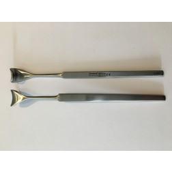 """B-Ware / vedena® Wund- und Venenhaken DESMARRES, 11x14 mm, 140 mm (5 ½"""")"""