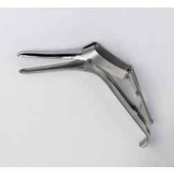 B-Ware / vedena® Vaginal Spekulum SEMM (Jungfrauen Modell), leicht konisch, 85 x 14-18 mm