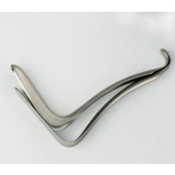 """vedena® Vaginal Spekulum Satz KRISTELLER, 110 x 27 mm, 220 mm (8 ¾"""")"""